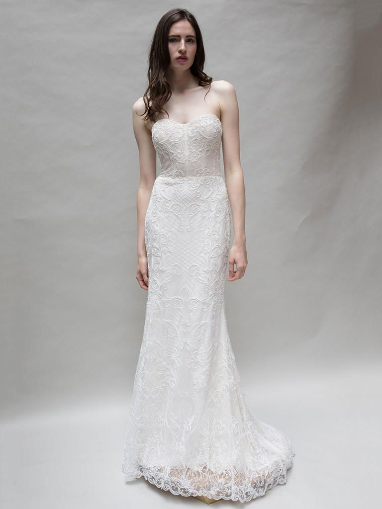 Louvienne Spring 2018: Lovely, Low-Key Wedding Dresses Perfect For ...