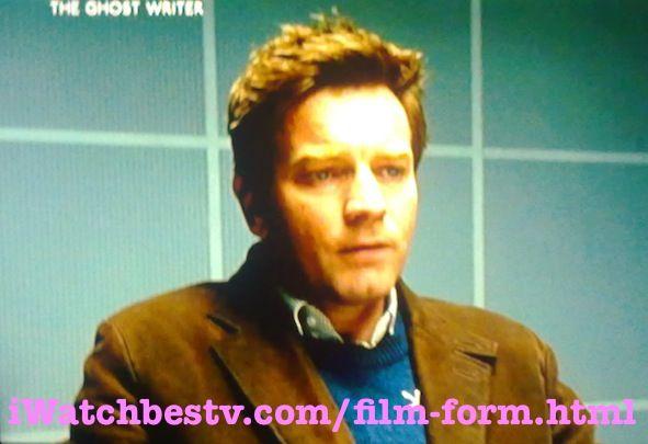 Roman Polanski S The Ghost Writer Starred Ewan Mcgregor Pierce Brosnan Kim Cattrall