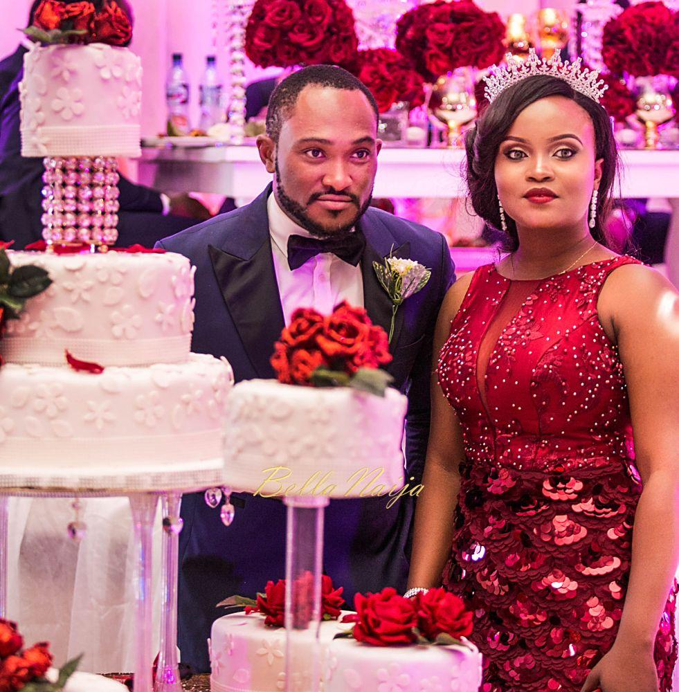 Blossom Chukwujekwu and Maureen Ezissi White Wedding Photos_BellaNaija Weddings_October 2016_fy1a7105_305… | White wedding, Celebrity weddings, Bella naija weddings