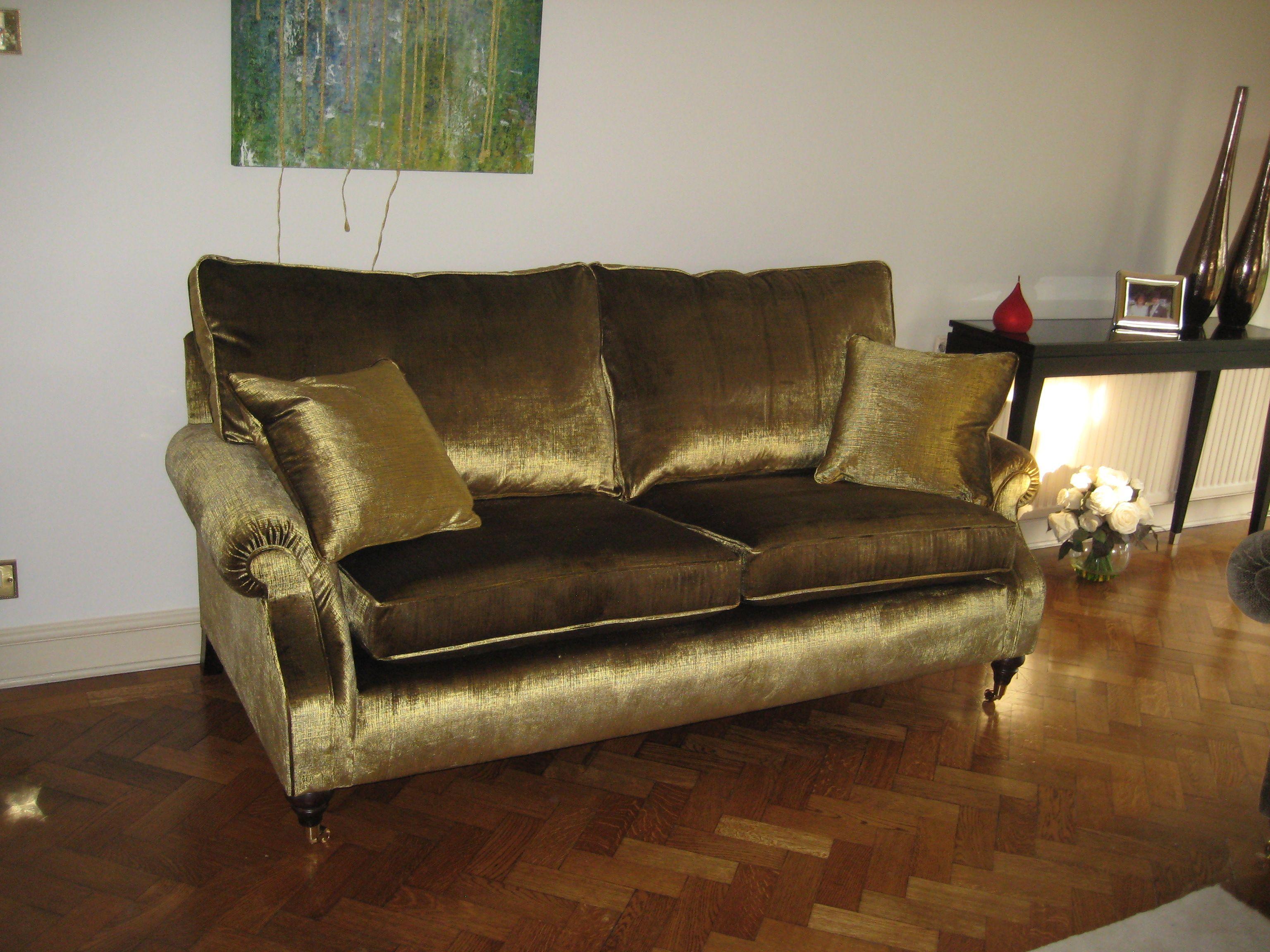 Traditional Made To Measure Sofa