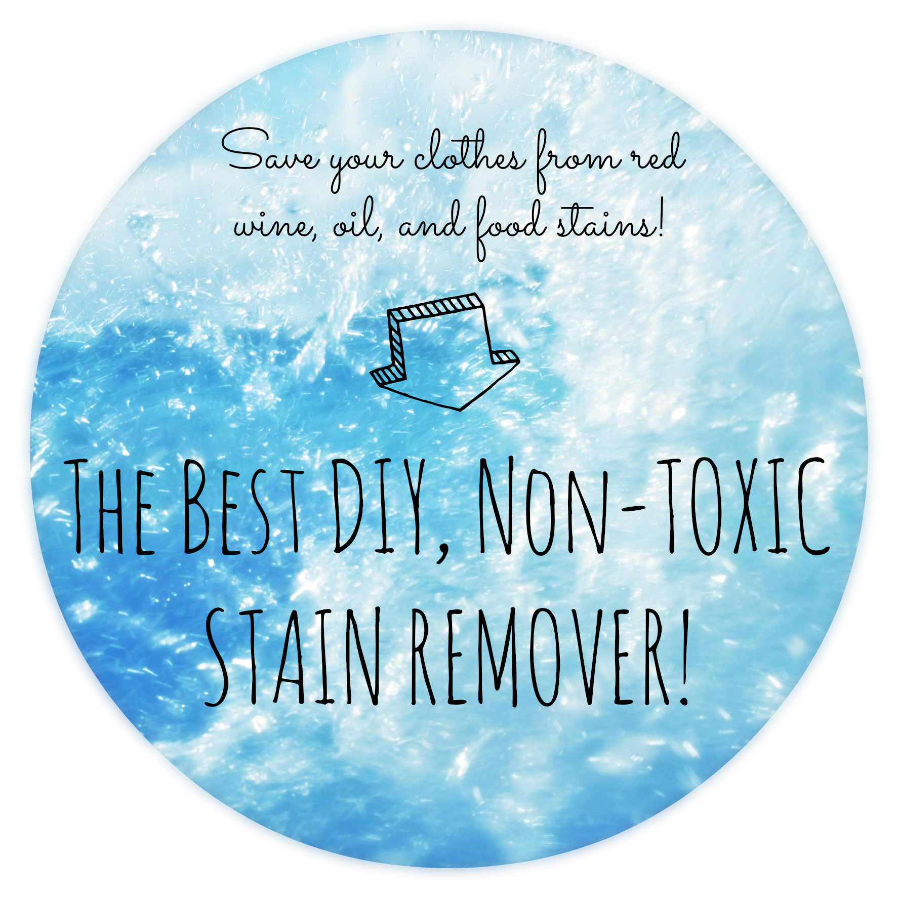 Baby Stain Remover Diy