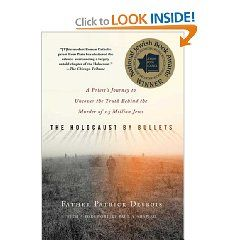 In this heart-wrenching book, Father Patrick Desbois documents the daunting task of identifying and examining all the sites where Jews were exterminated by Nazi mobile units in the Ukraine in WWII.