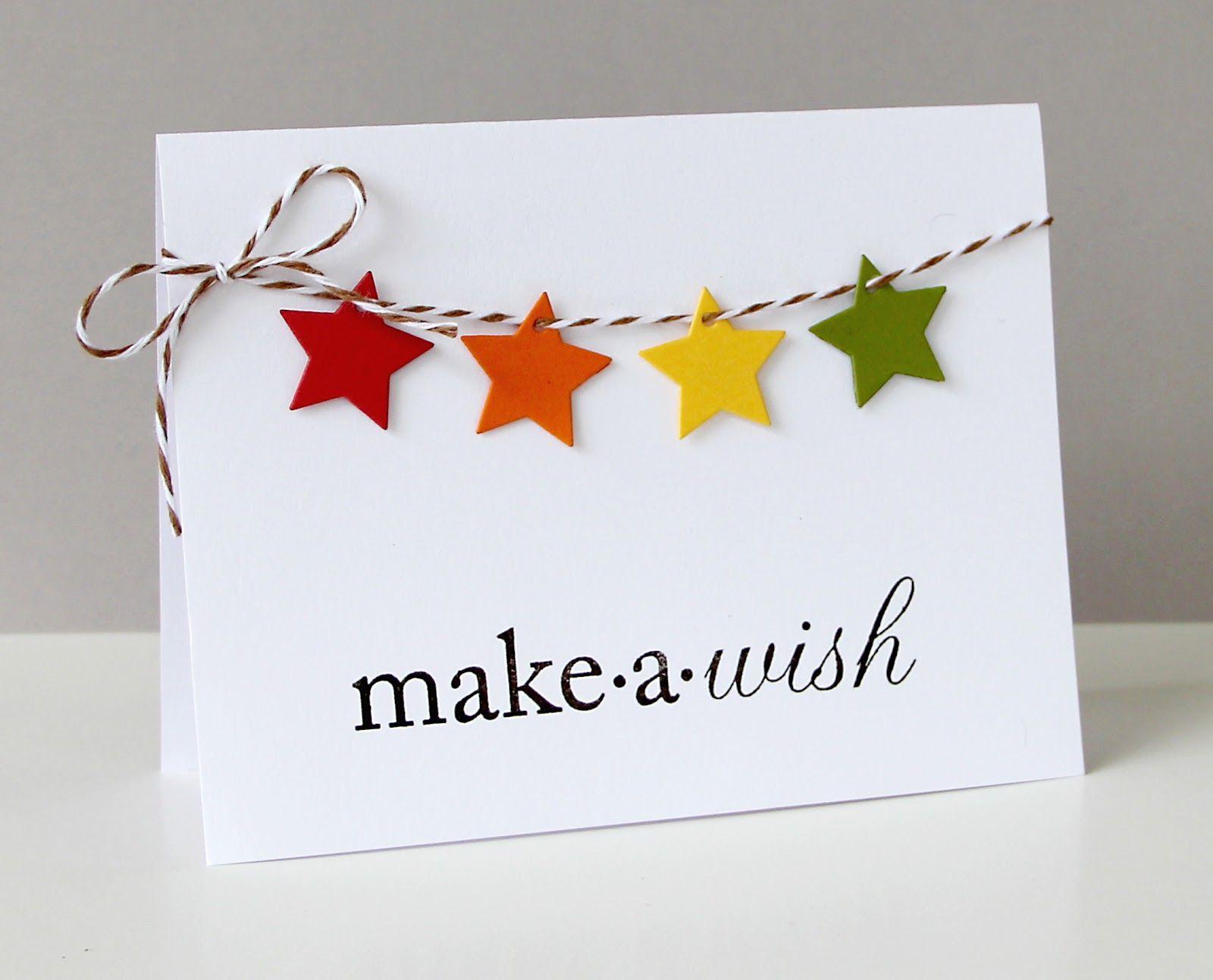 25 unique Star cards ideas on Pinterest