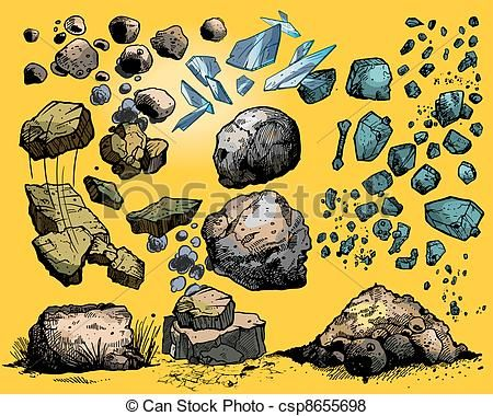 Free Rocks Cliparts, Download Free Clip Art, Free Clip Art on Clipart  Library
