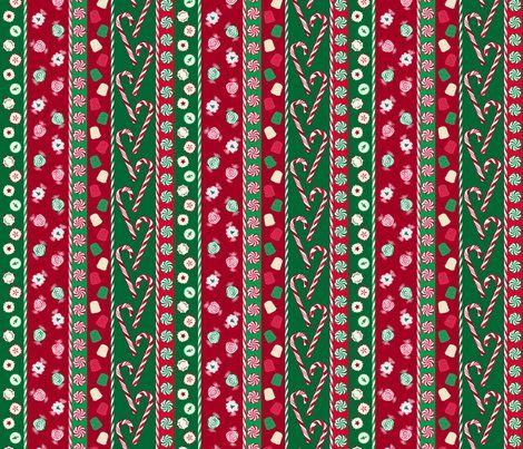 Fabric Upholstery Patterns Quilting Wallpaper Wring Paper Christmas Candy