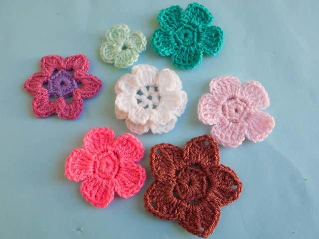 Crochet Flower Design Crochet Flowers Flower Designs And Crochet