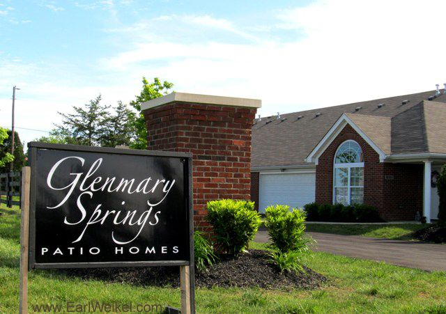 Glenmary Springs Louisville Ky Patio Homes For Sale 40291 Fern Creek Area Condos Off Bardstown Rd Condos For Sale Patio Ranch Style Homes