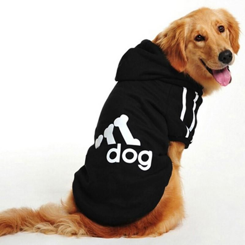 Big Dog Clothes For Golden Retriever Dogs Large Size Winter Dogs
