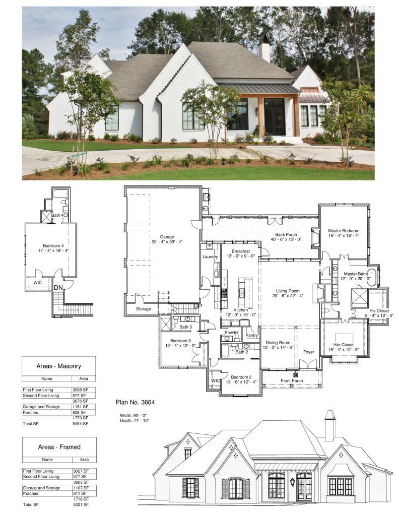 Designstudioplans Com Acadian House Plans New House Plans French Country House Plans