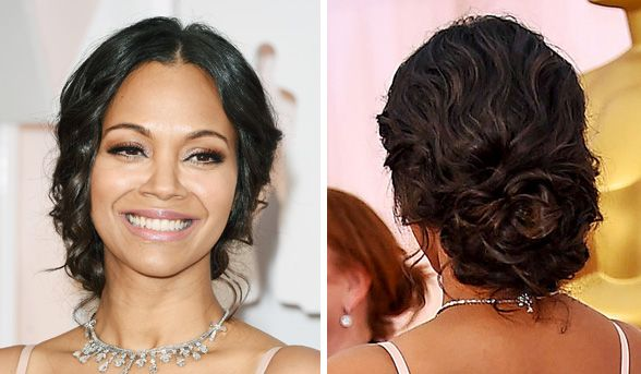 How-to: Create A Relaxed, Tousled Updo