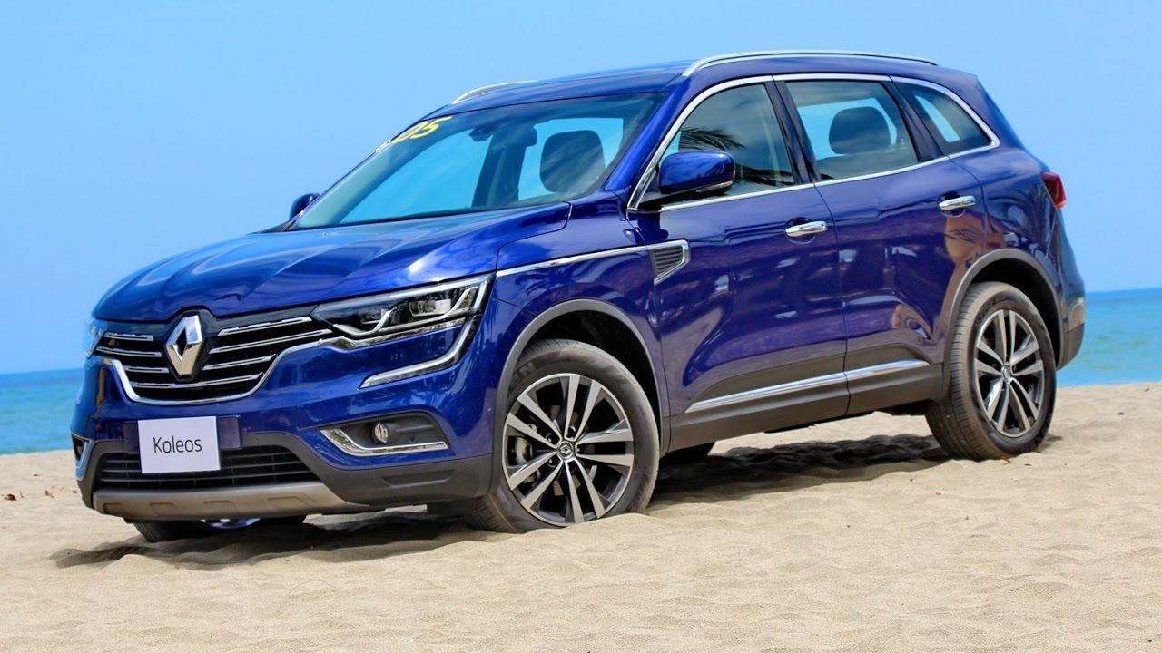 2018 Renault Koleos Concept Review Once The Existing Overhaul 2007 Ford Expedition Lincoln Navigator Wiring Diagram Manual Original Our Company Is Sure That Can Come Without Need For Larger