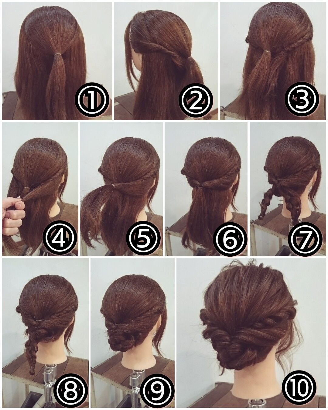 Hair from miss to mrs pinterest hair style updos and hair makeup