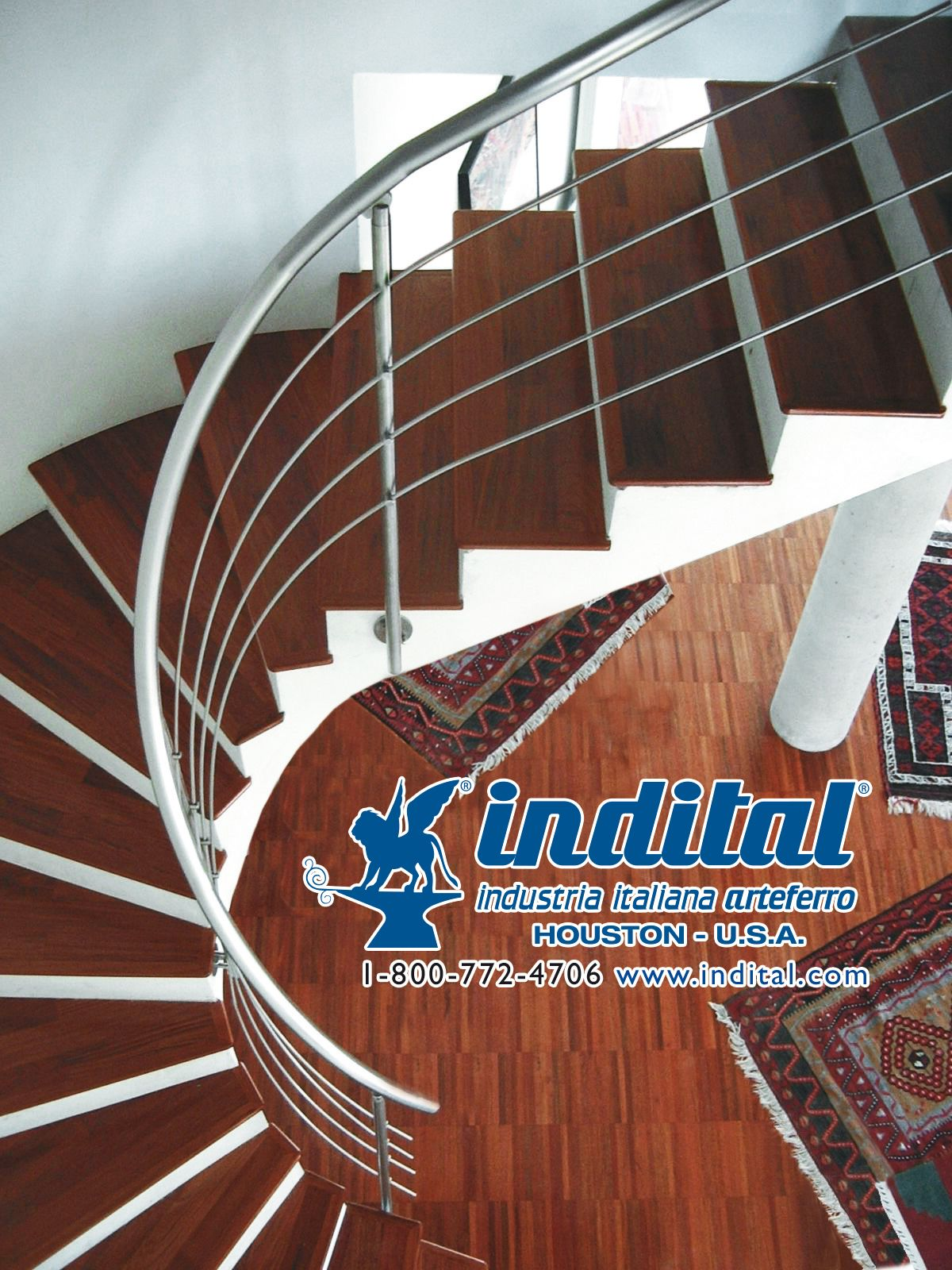 Best For A Stunning Spiral Staircase Our Fascia Mounted 400 x 300