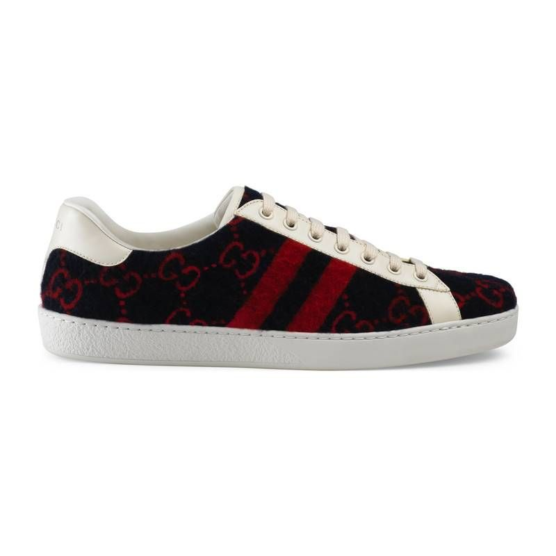 ModeSens   Gucci ace sneakers, Sneakers