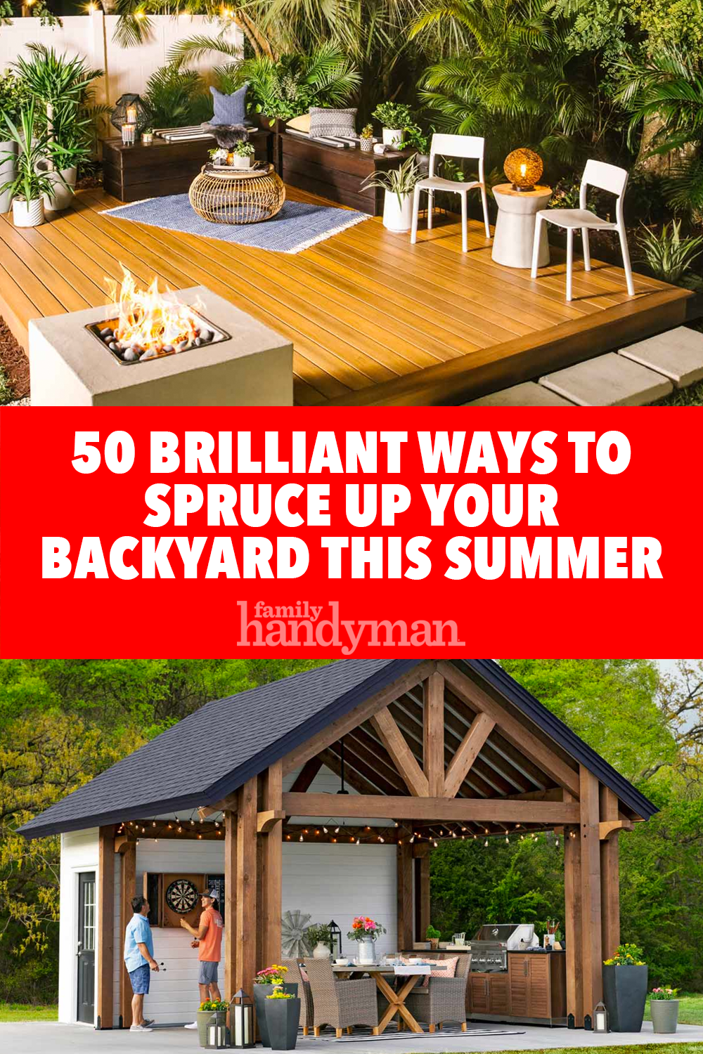 50 Brilliant Ways To Spruce Up Your Backyard This Summer Backyard Outdoor Decor Backyard Outdoor Sheds