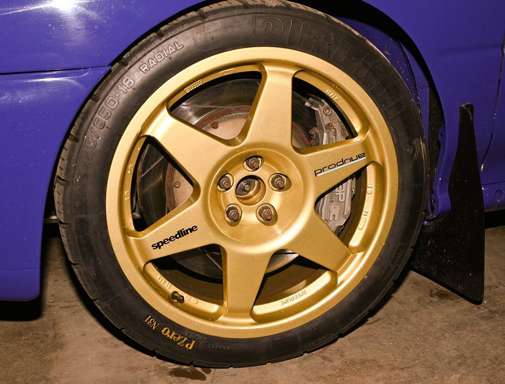 Newly Restored Prodrive Group A Impreza Page 5 Subaru