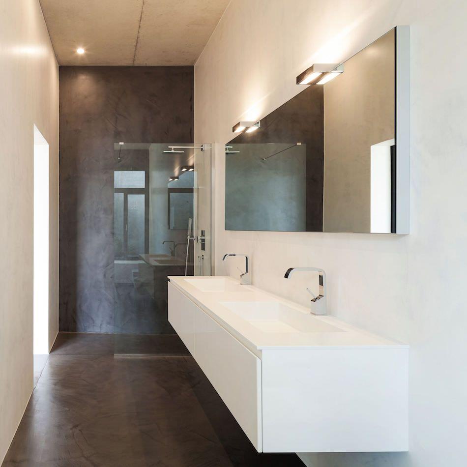 Fugenloses Bad Badezimmer Einrichtung Fugenloses Bad Badgestaltung