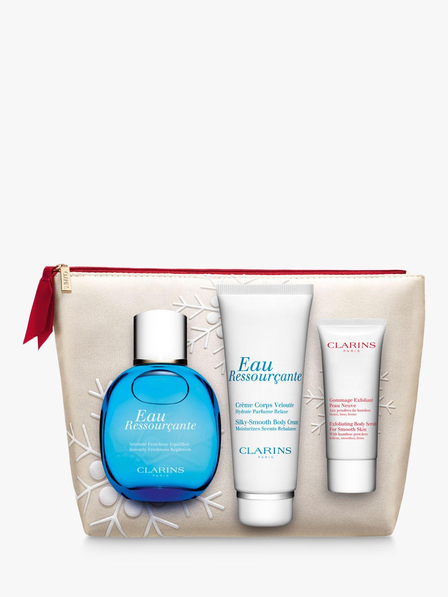 Clarins Eau Ressourçante Fragrance Gift