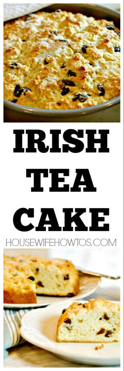 Photo of Easy Irish Tea Cake Recipe