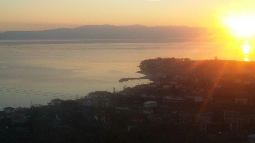 Kato Gatzea sunset