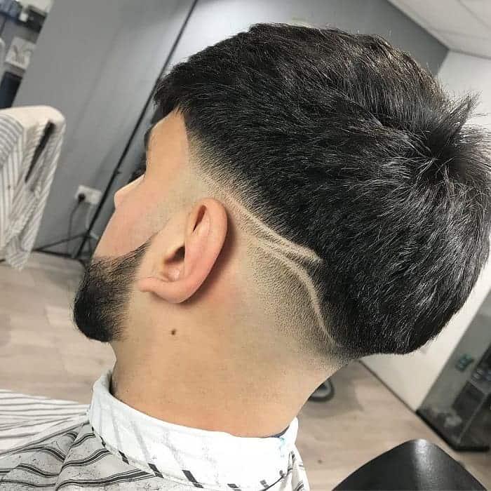11 Modern Low Blowout Haircuts For Men Hairstylecamp Blowout Haircut Taper Fade Short Hair Blowout Hair