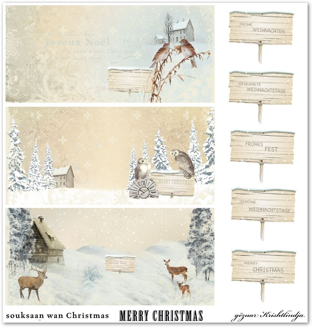 LaBlanche Papers LaBlanche B2B Shop Christmas fonts