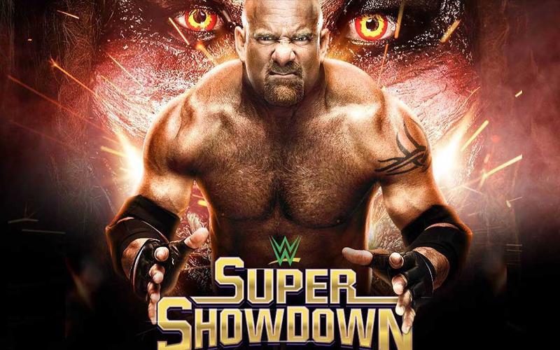 Matches Start Time For Wwe Super Showdown Wwe John Cena Wrestling News