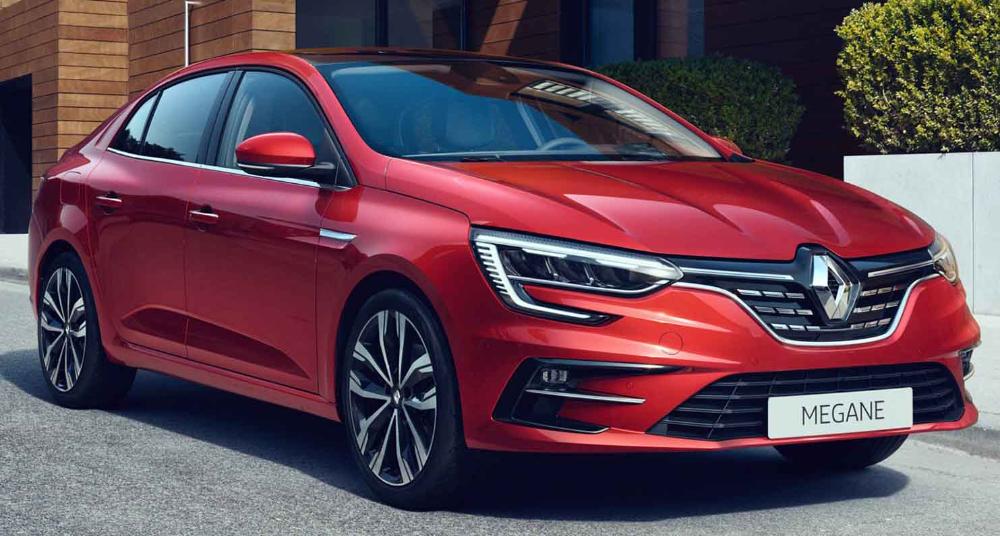 رينو ميغان سيدان الجديدة 2021 تجديدات ملموسة على السيدان الفرنسية الصغيرة موقع ويلز Renault Megane Megane Sedan Renault