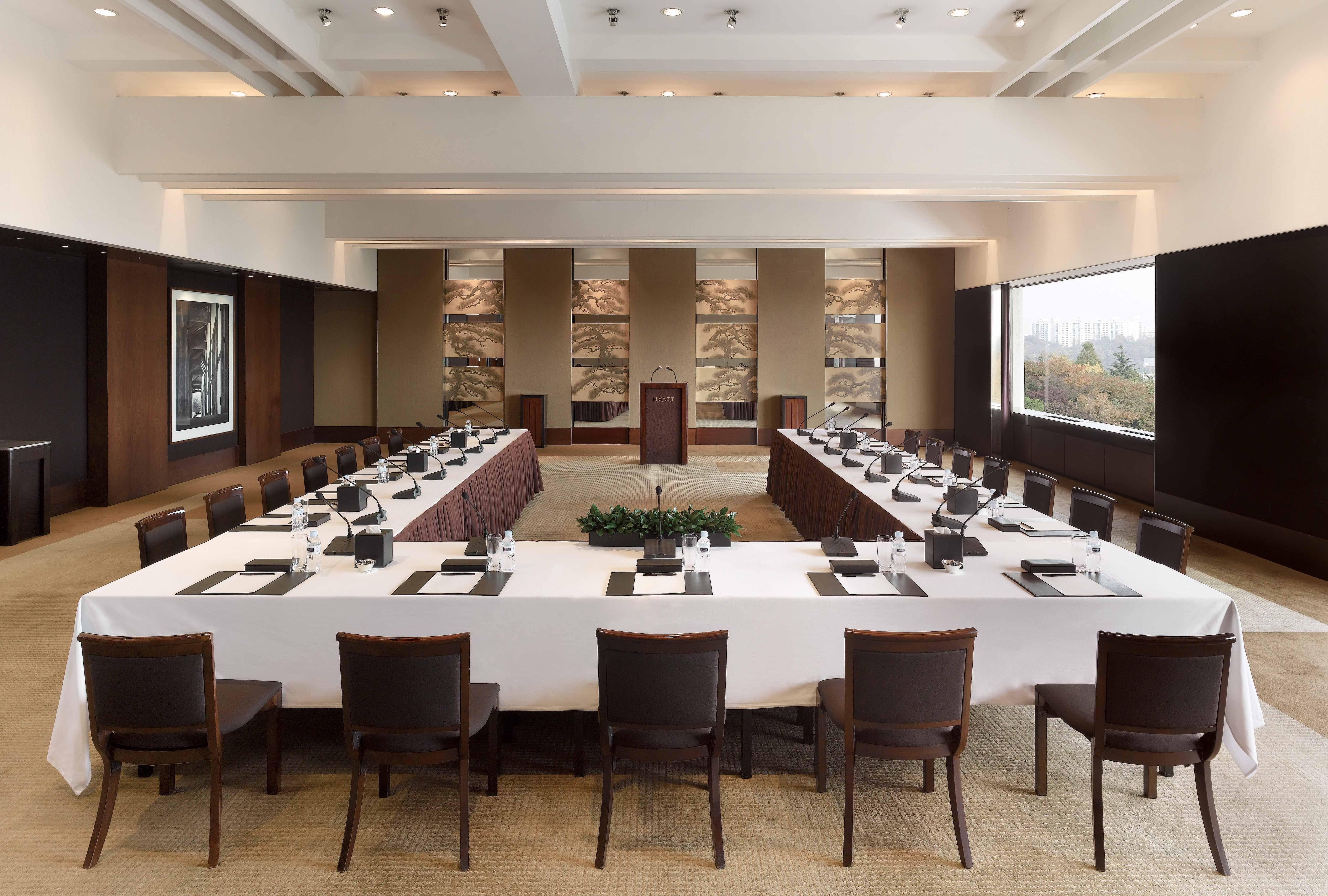 Grand Hyatt Seoul s Namsan I Meeting Room  grandhyattseoul  meetingrooms a2a718702