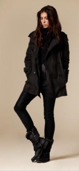 All black! Love it!