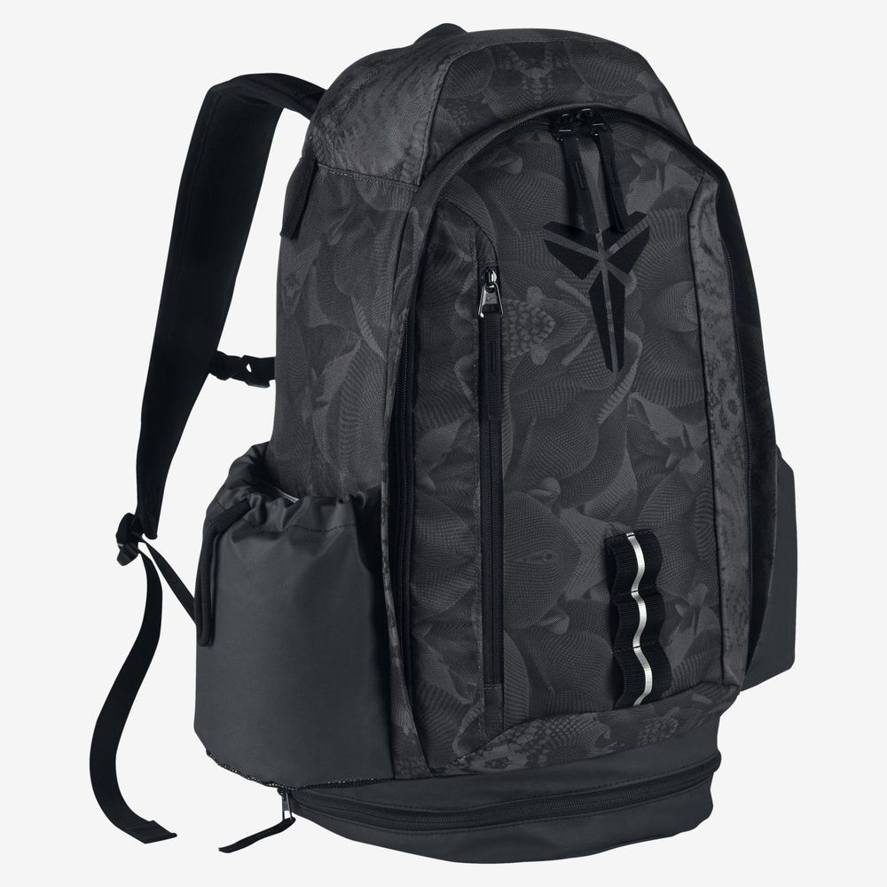 5e253087b9da Nike Kobe Mamba XI 11 Basketball Backpack Black BA5132-010 bryant bookbag  bag  Nike  Backpack