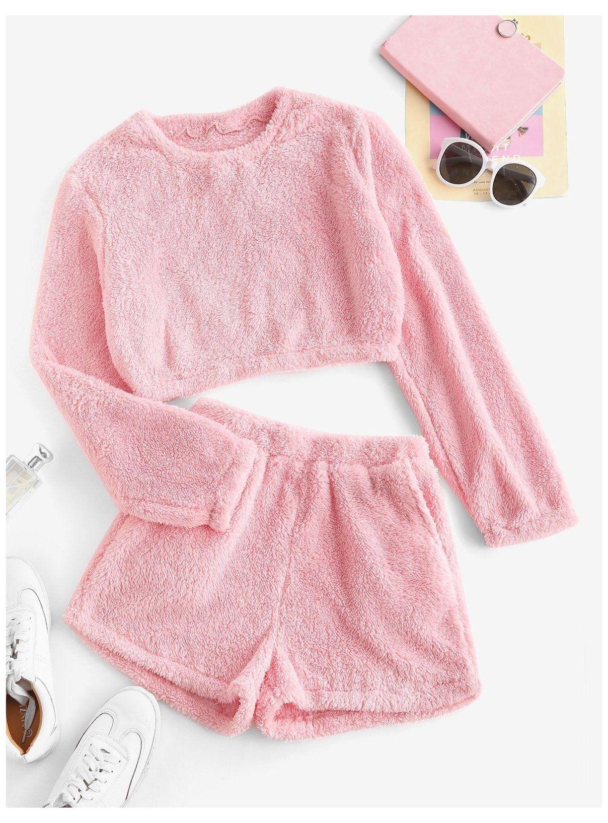 light pink lululemon shorts