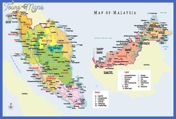 Cool Malaysia Map Map Malaysia Travel Subway Map
