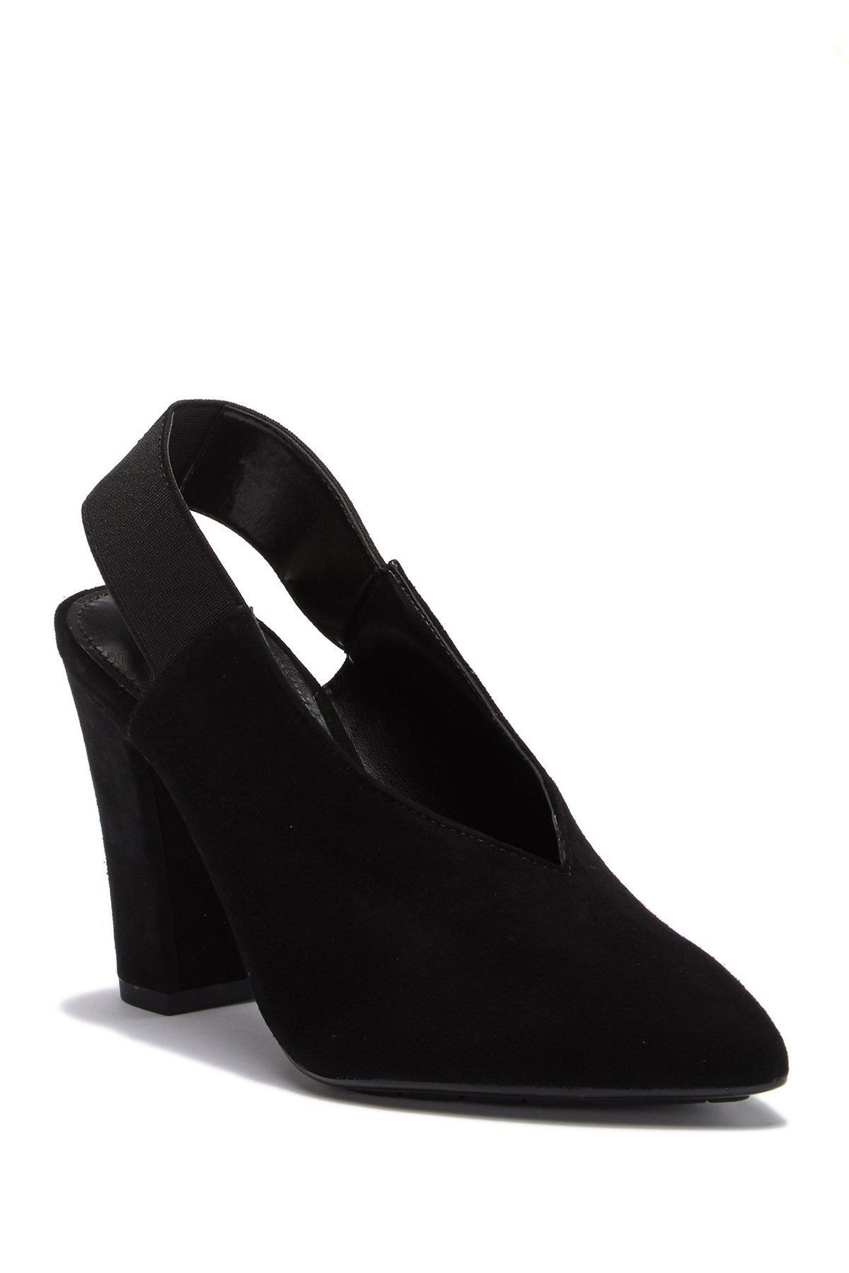 c0fda0e5309 Donald Pliner - Henia Suede Block Heel Slingback Pump is now 43% off. Free  Shipping on orders over  100.