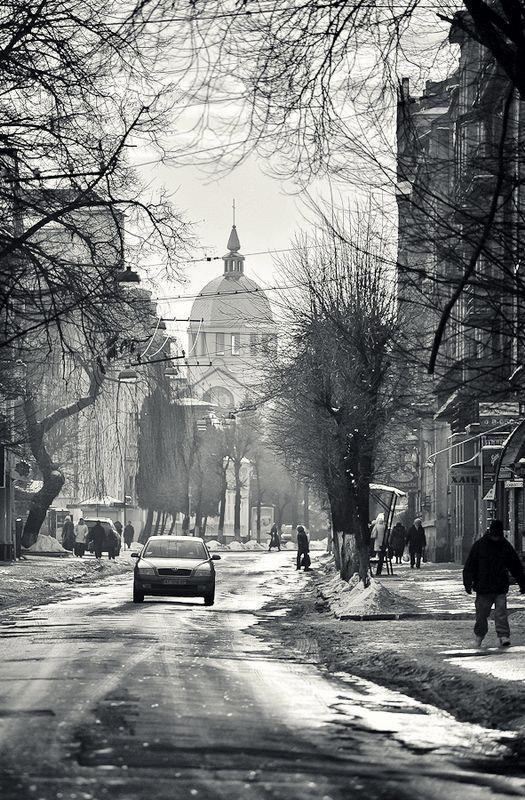 Ivano-Frankivsk, Ukraine.