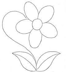 Resultado De Imagen Para Moldes De Ramos De Flores Para Bordar Easter Embroidery Patterns Art Drawings Simple Flower Drawing