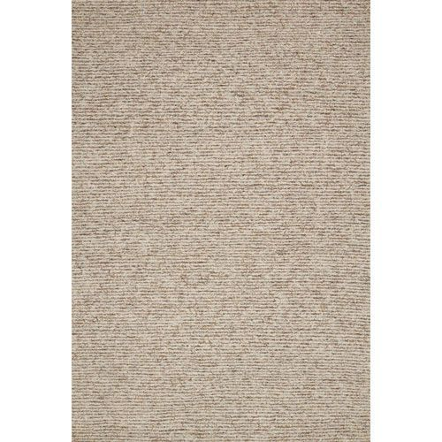 Klein Sand and Grey Rectangular: 7 Ft. 9 In. x 9 Ft. 9 In. Rug