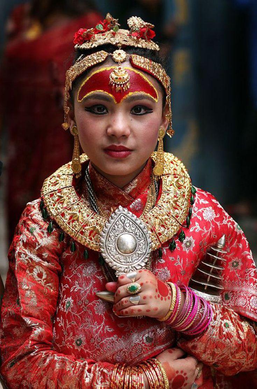 Princess of nepal kingdom nepal princess and culture