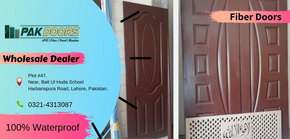 Fiber Doors In Pakistan Fiber Door Dealer In Lahore Pak Doors Door Suppliers Door Design Fiber