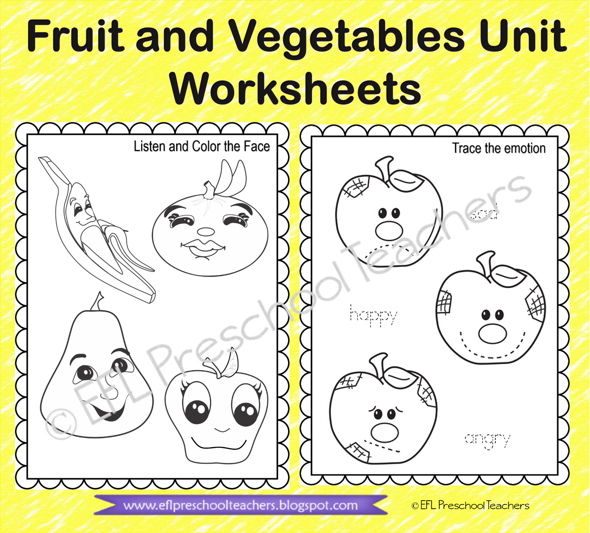 Fruit And Vegetables Theme For Kindergarten Holistic English Resources 10 Fruit English Resources Teachers [ 1812 x 2003 Pixel ]