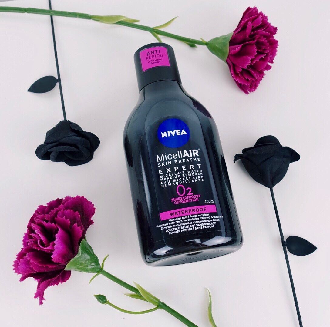 Micellair Expert MakeUp Removers NIVEA Anverelle