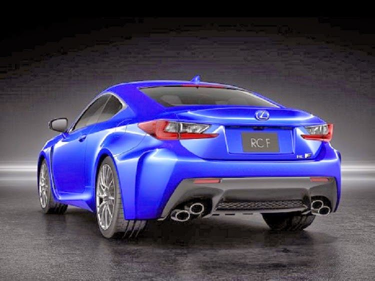 2015 Lexus RC F Release Date And Redesign