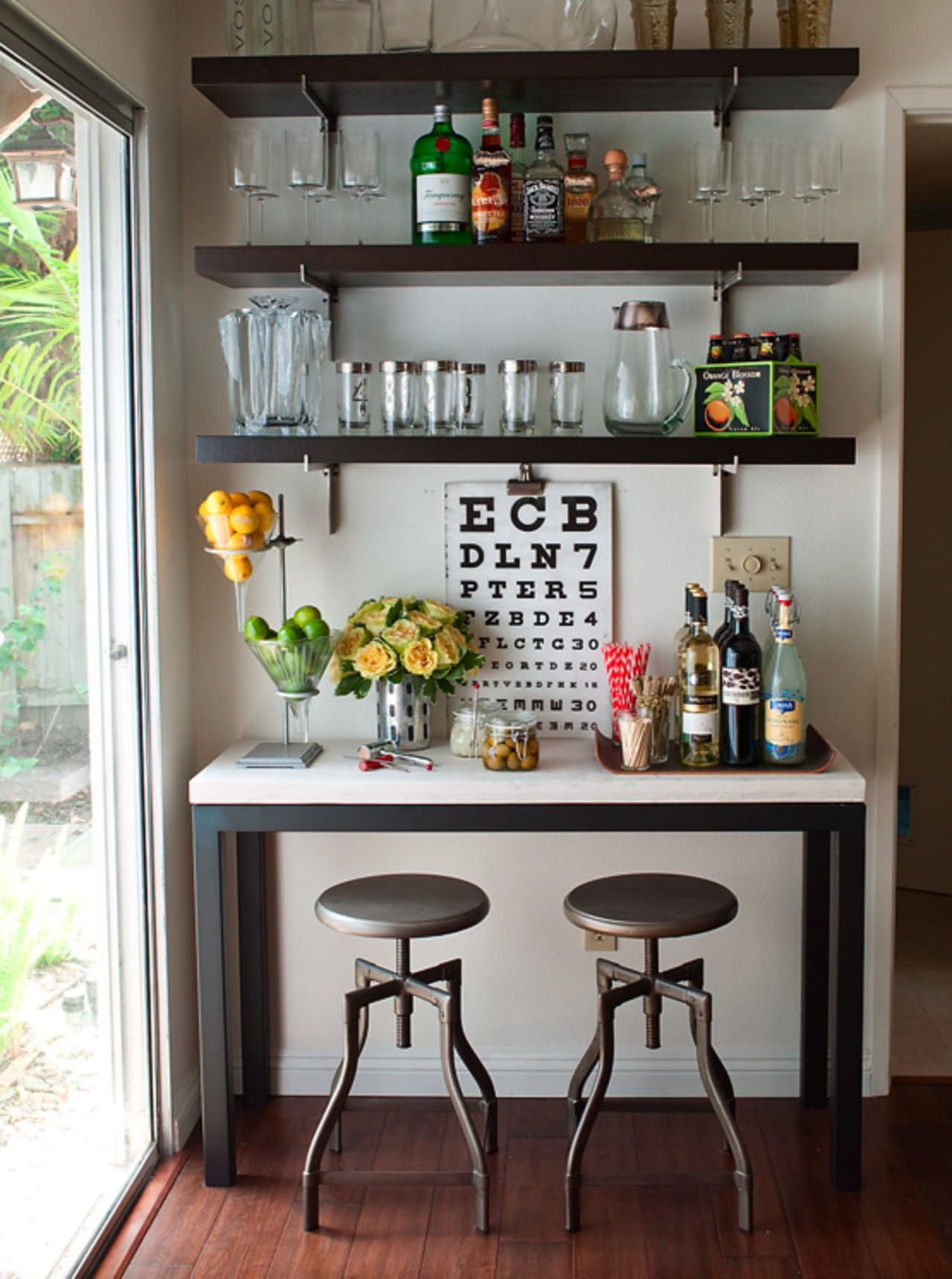 12 Ways to Store & Display Your Home Bar -   18 diy home bar