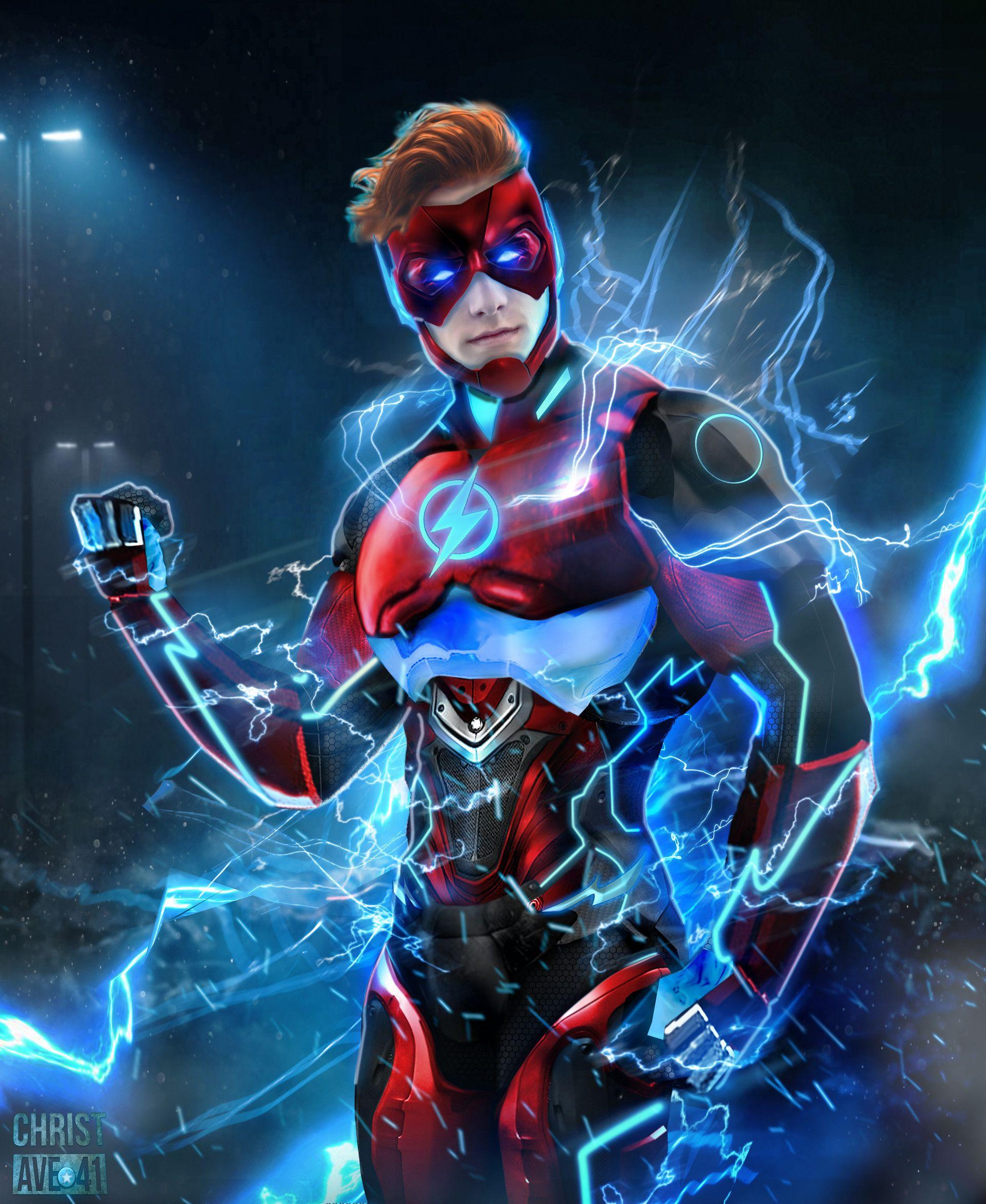 Dc Fan Art : Artstation superhero marvel dc fan art by christ ave