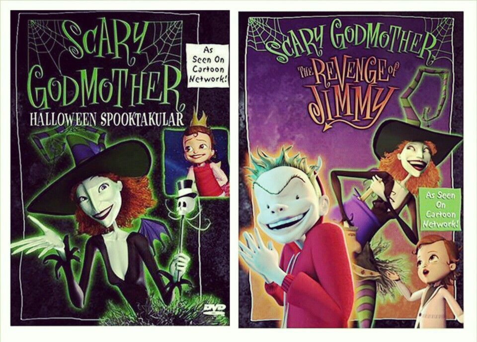 Scary Godmother movies Scary godmother, Halloween movies