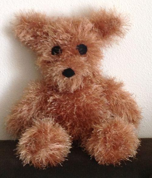 Knitted Teddy Bear Teddy Bear Bears And Crochet Quilt
