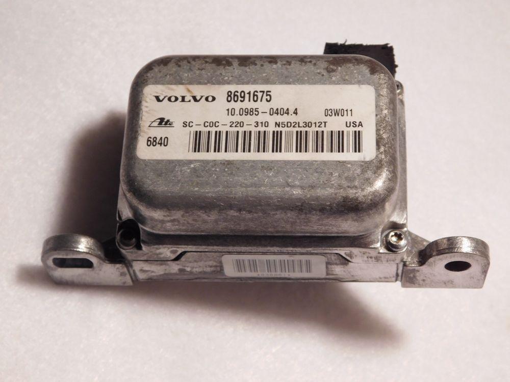 2003 06 Volvo Xc90 Active Yaw Rate 8697078 Anti Skid Control Module 8691675 Volvo Volvo Xc90 Volvo Ebay