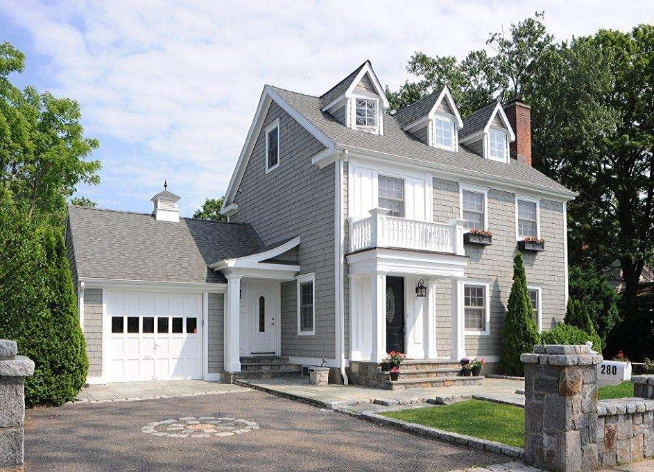 nantucket style house exterior google search - Nantucket Style House