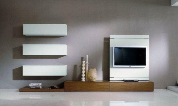 20 id es comment int grer le meuble t l dans le salon sala pinterest muebles muebles. Black Bedroom Furniture Sets. Home Design Ideas