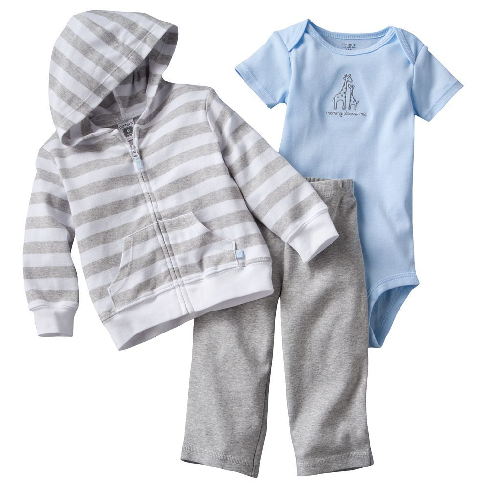 Kohls Baby Boy Clothes Classy Stylish #stripes For The Little Guy#carters #kohls  My Lil One Design Inspiration